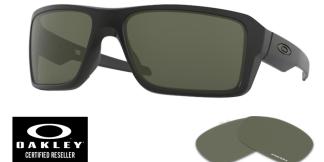 Verres Oakley 9380 DOUBLE EDGE Originaux